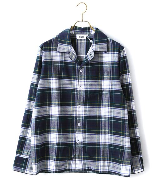 SLEEPY JONES「henry pajama shirt」