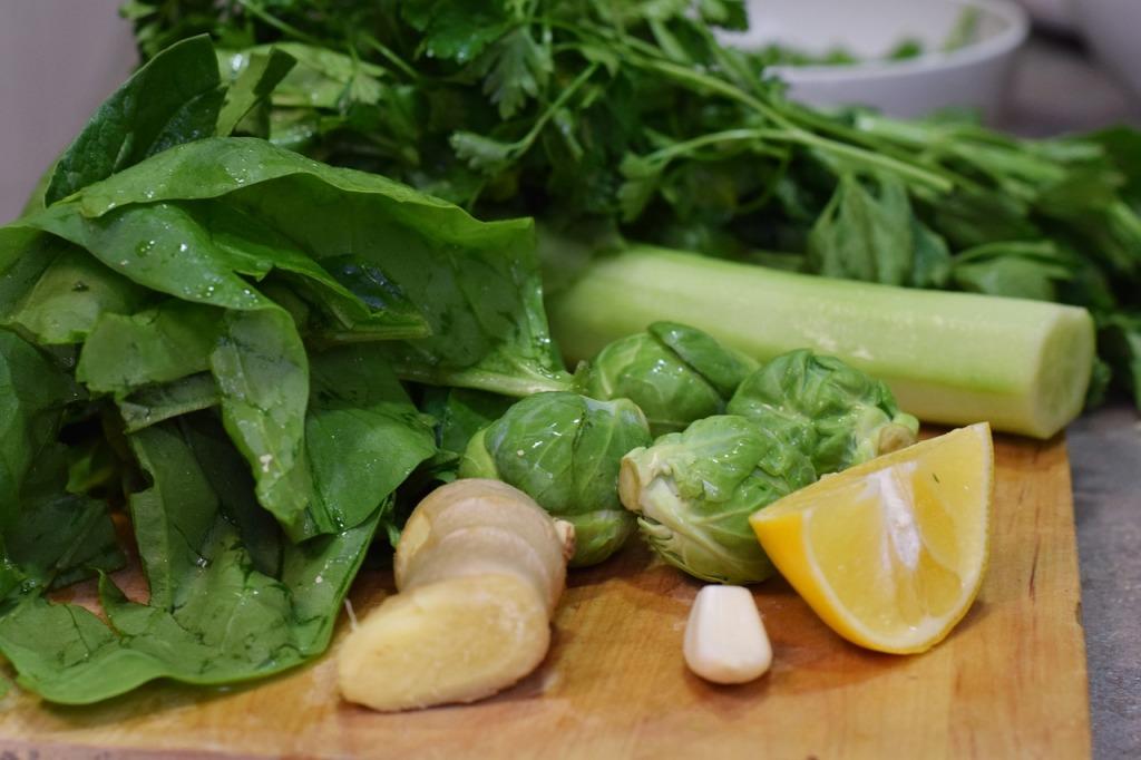 葉酸などのビタミン