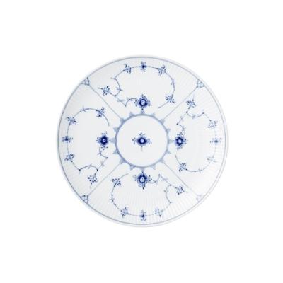 シンプルブルー皿