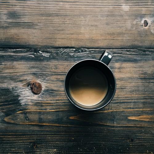 シックなコーヒー