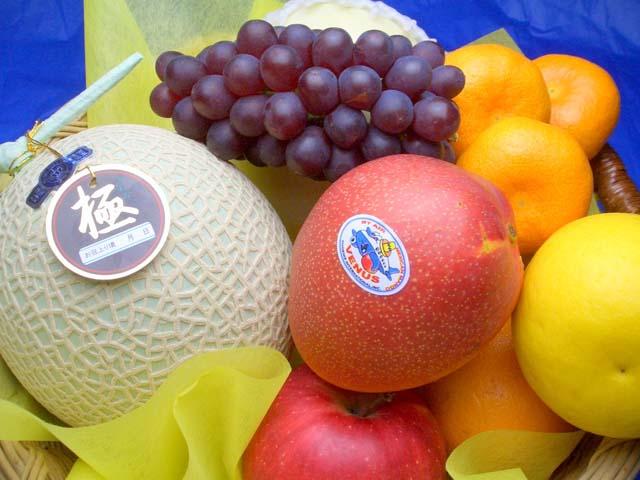 果物詰め合わせ フルーツギフト