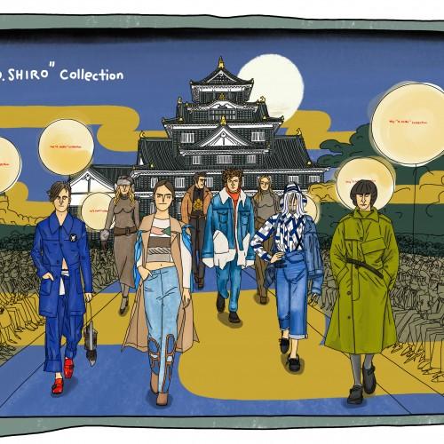 "The ""O.SHIRO"" Collection"