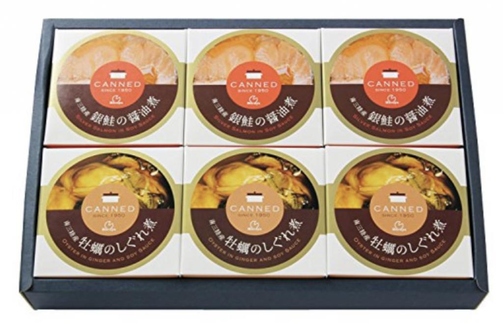 マルヤ水産「東北の缶詰」