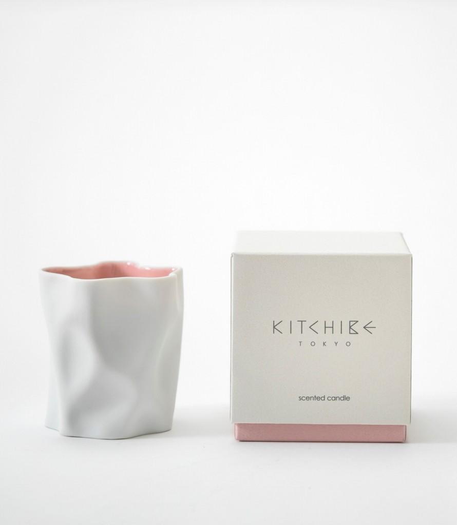 フレグランスキャンドル SAKURA -KITCHIBE -